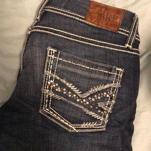 BKE-straight leg jeans